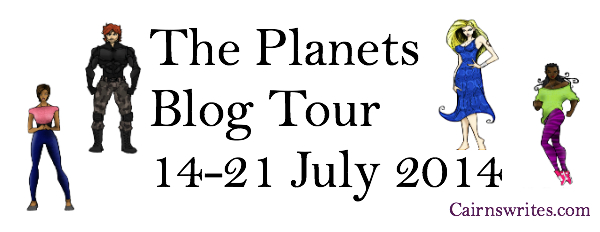 Planets Blog Tour Banner Characters