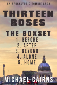 Thirteen Roses Box Set