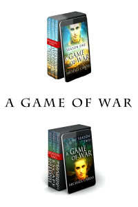 A Game of War Website banner